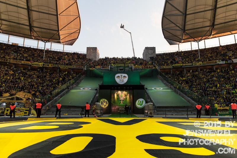 Dfb Pokalfinale Berlin 2015